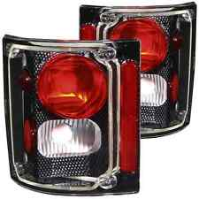 ANZO 211015 Set of 2 Carbon Tail Lights for C/K Pickup/Suburban/Blazer/Jimmy