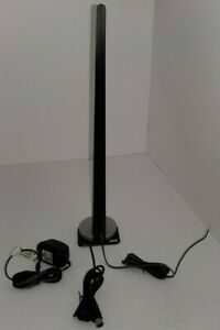 TERK AF-9330 Amplified Tower AM/FM Radio Antenna Powered Air Coil M24