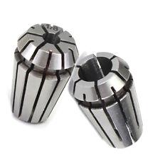 "Metalworking Spring Collet Accessories Er11 1/4"" 1/8"" 3.175mm 6.35mm Milling"