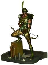 """DC Comics Coleccionables Mini Flecha Verde Pátina 6"""" Estatua Figura de superhéroe Nuevo"""