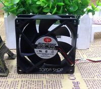 Suppered CHA8012CB (E)Dual-ball chassis power supply fan 12V0.17A 80*80*25 2wire