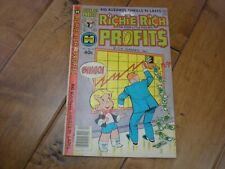 RICHIE RICH PROFITS #32 (1974 Series) Harvey Comics