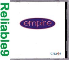 Empire - Chaos EP CD Original edition Rare - 1996 Empire - Made in Australia