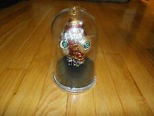 UNIQUE TREASURES Santa Fireman Christmas Ornament Ornaments Tree Holiday