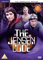 The Jensen Code: The Complete Series DVD (2012) David Bradley cert PG 2 discs
