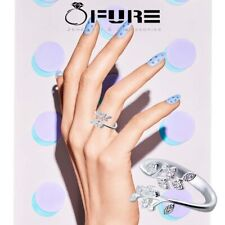 Comfort Fit Open Adjustable Ring Promise Ring for Women 925 Sterling Silver Gift