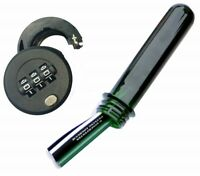 Preform Safe With Logbook Combination Lock Geocaching geocache Nano Multi D5 T5