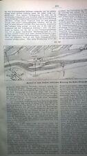 1917 22 Rhein Herne Kanal Duisburg Ruhrort