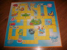 Junior Scrabble Replacement Spare Double Sided Playing Board VGC Free P+P