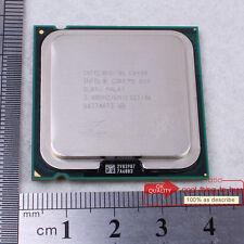 Intel Core 2 Duo E8400 SPAPL SLB9J CPU 3/6M/1333 LGA 775 100% work free sp