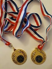 New listing Medals 2 x The Home of Ping Pong 1901