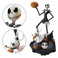 Nightmare Before Christmas JACK and ZERO Finders Keyper 10-inch Figure Statue