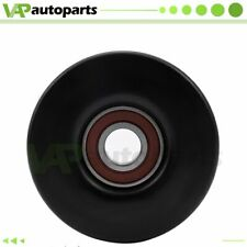 Drive Belt Idler Pulley For Ford Chevrolet Gmc Jeep Cadillac Free Shipping
