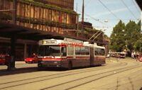 PHOTO  SWITZERLAND ST GALLEN 1992 TROLLEYBUS 101