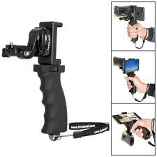 Ergonomic Action Camera Grip Mount Cam Handheld Stabilizer w High-strength New