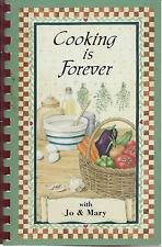 *CENTRAL IA 1999 COOKING IS FOREVER COOK BOOK by JOANN DATWYLER & MARY FARVER