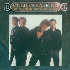 The Continuing Story of Radar Love by Golden Earring (CD, Nov-1989 Mca RECORDS)