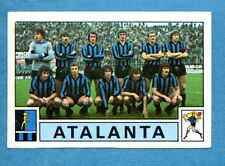 CALCIATORI 1975-76 Panini - Figurina-Sticker n. 350 - ATALANTA SQUADRA -Rec