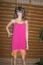 R COLLECTION  BY RAISINS  MOTEGO PINK/ORANGE DRESS COVER-UP NWT $96