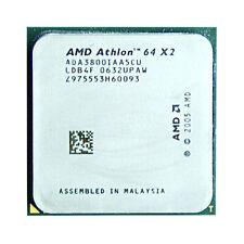 AMD Athlon 64 X2 3800+ 2 GHz  SOCKET AM2 DESKTOP CPU   ADA3800IAA5CU