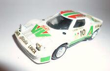 Lancia Stratos Rallye Monte Carlo, Munari / Maiga #10, Solido in 1:43 / 8,7 cm!