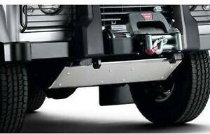Genuine Land Rover Defender Steering  / Sump Guard - STC50437