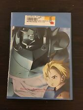 Fullmetal Alchemist: Brotherhood Part 1 Blu-Ray- Used