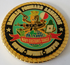 USN Navy Expeditionary Logistics Support Group NAVELSG Forward Armories OIF/OEF