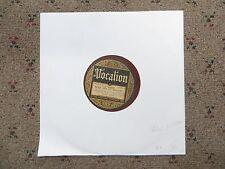 Lewis James, 78 RPM, Vocalion No.14489, Mother Goose Song Medley No. 1&2