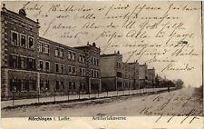 CPA  Morhange - Mörchingen i. Lothr. - Artilleriekaserne  (387951)