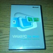 Microsoft Virtual PC for Mac version 7 with Windows XP Home
