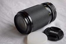 Nikon Zoom-Nikkor 70-210 mm f/4, 5-5,6, quand, bon état