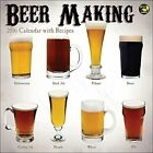 Beer Making Wall Calendar by TF Publishing 2016