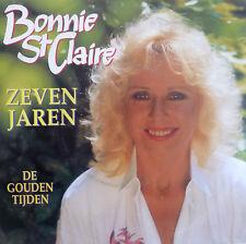 """7"""" 1991 rare vg +! Bonnie st. claire: zeven jaren"""
