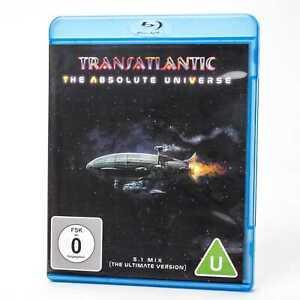 Transatlantic - Absolute Universe 5.1 Mix Ultimate Version (NEW BLU-RAY) PRESALE