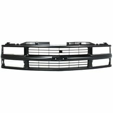 Grille For 1994-1999 Chevy C/K Series Suburban Tahoe Black GM1200239 15981092