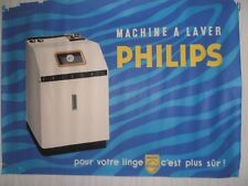 GUY GEORGET AFFICHE ANCIENNE PHILIPS