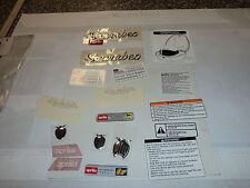 Aprilia Scarabeo Di Technologie Kit de décoration ap8267429