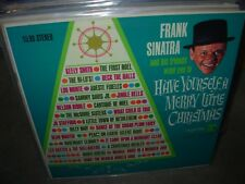 FRANK SINATRA have yourself a merry little christmas ( jazz ) reprise stereo
