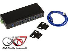 Hub Industrial/Charging Station USB 3.0 - 10 Ports - 20KV ESD