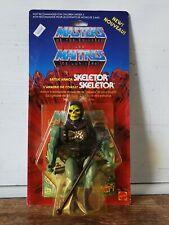 Masters of the universe Battle Armor Skeletor Moc Kanada He man Motu vintage