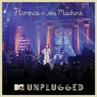 FLORENCE AND THE MACHINE MTV Unplugged CD 2012 Live * NEW