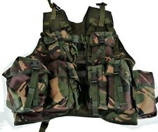British Military Issue DPM Assault Vest