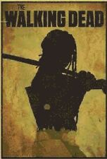 Walking Dead (Inspired) Michonne Silhouette Cross Stitch Kit