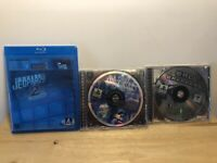 Shadow Man, Ball Breakers & Jeopardy! 2nd Edition PlayStation Lot 3 games Clean