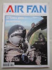 AIR FAN 243 FUERZA AEREA SALVADORENA ATL 2 ASW RA-5C VIGILANTE CARRIER AIR WING