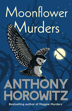Moonflower Murders a Novel by Anthony Horowitz (english) Paperback Book SH