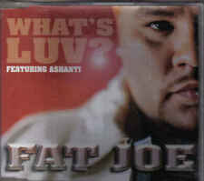 Fat Joe-Whats Luv cd maxi single incl video