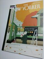 The New Yorker Magazine 11/18/2013  Thanksgiving in Mongolia [Near Mint issue]