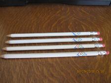 NEW-RARE--ENRON Pencils--Set of 4